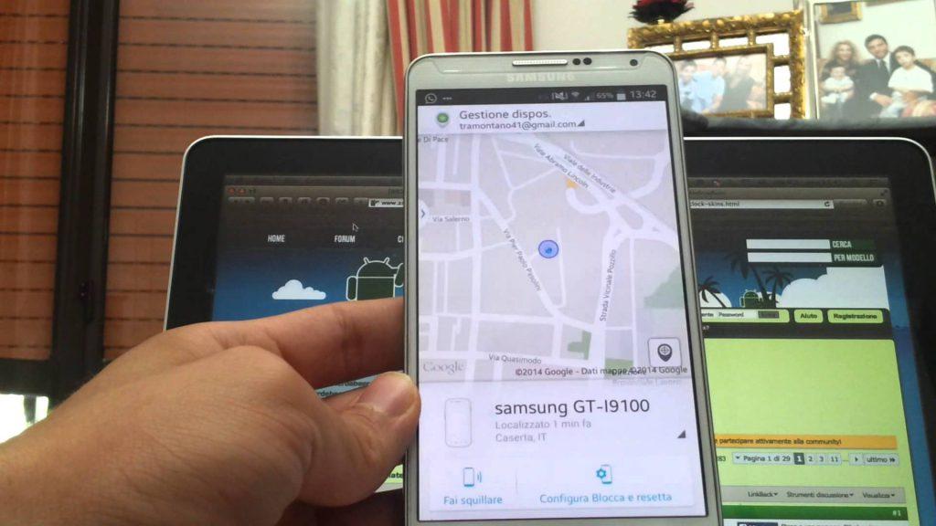 localizzare un numero di cellulare senza app