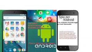 spiare smartphone android