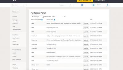 keylogger demo